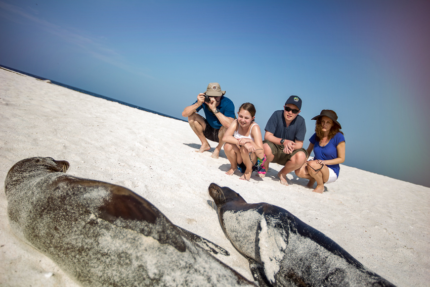 Galapagos multisport with quito: g adventures