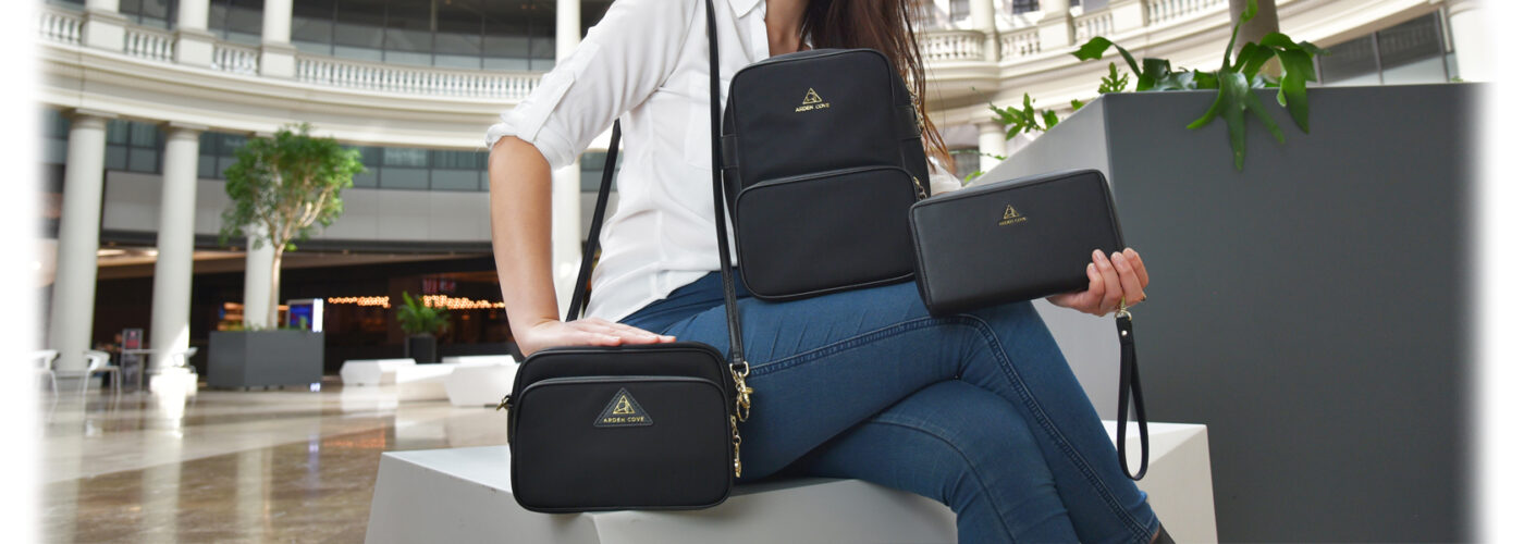 Arden Cove three bags