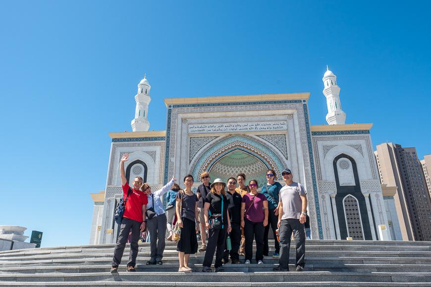 Kazakhstan adventure: intrepid travel