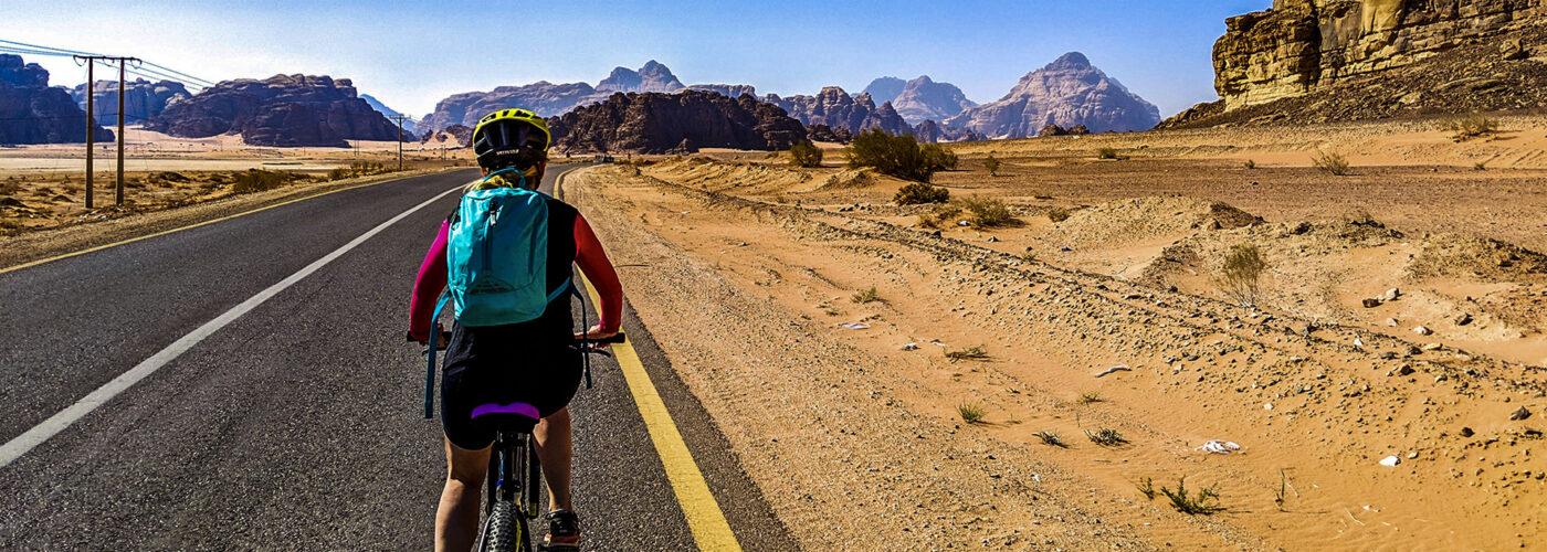 Jordan Cycling Holiday: Saddle Skedaddle