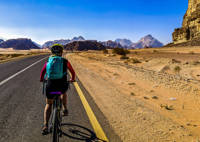 Jordan Cycling Holiday: Saddle Skedaddle