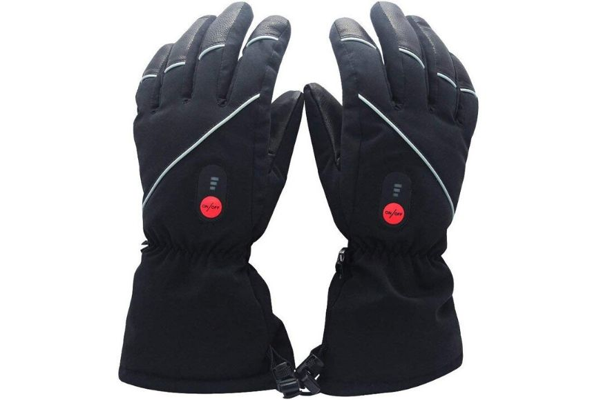 Savior Heated Gloves.