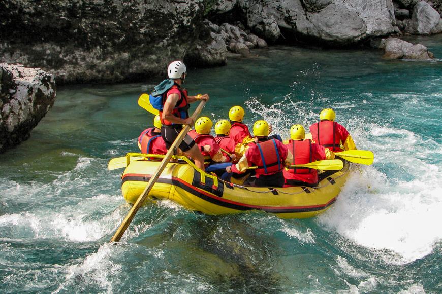 Epic outdoor adventures in slovenia: exodus travels