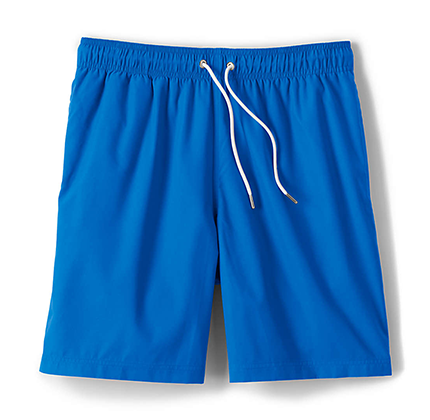 Lands' End Swim Trunks
