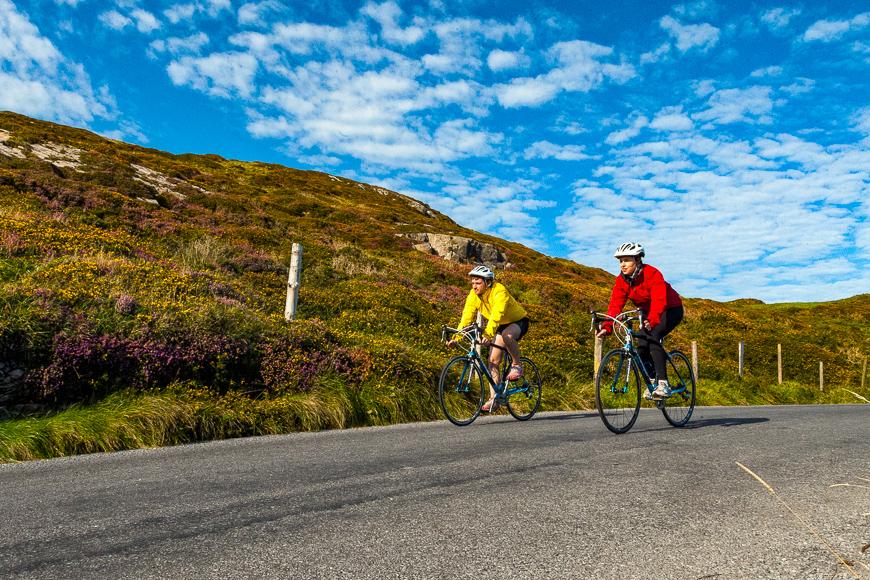 Bike tour: connemara and the aran islands: wilderness ireland