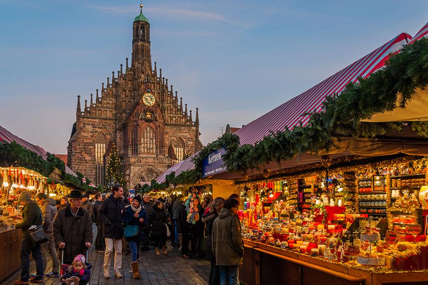 christmas market germany.