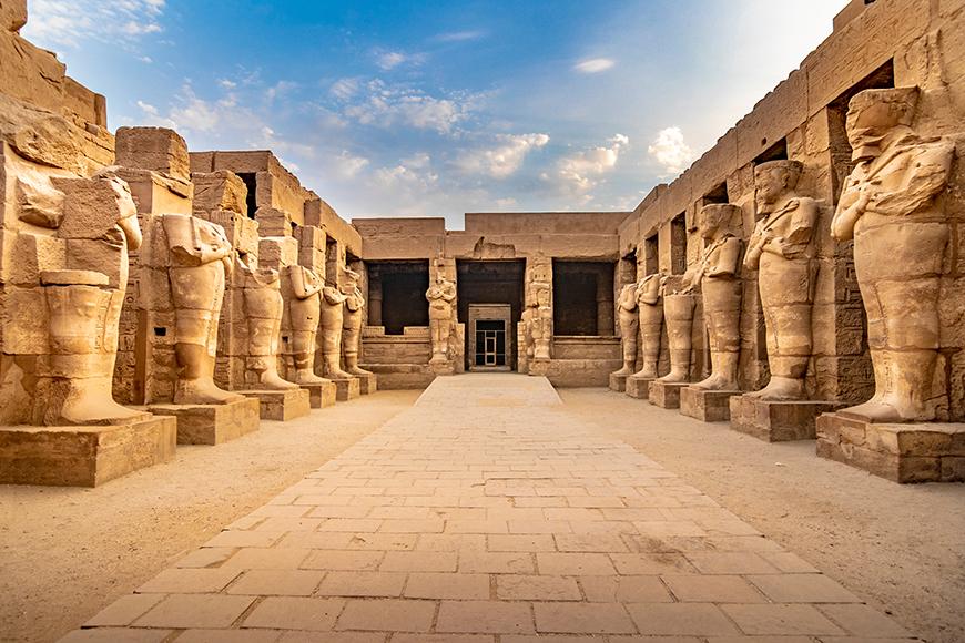 karnak temple egypt.