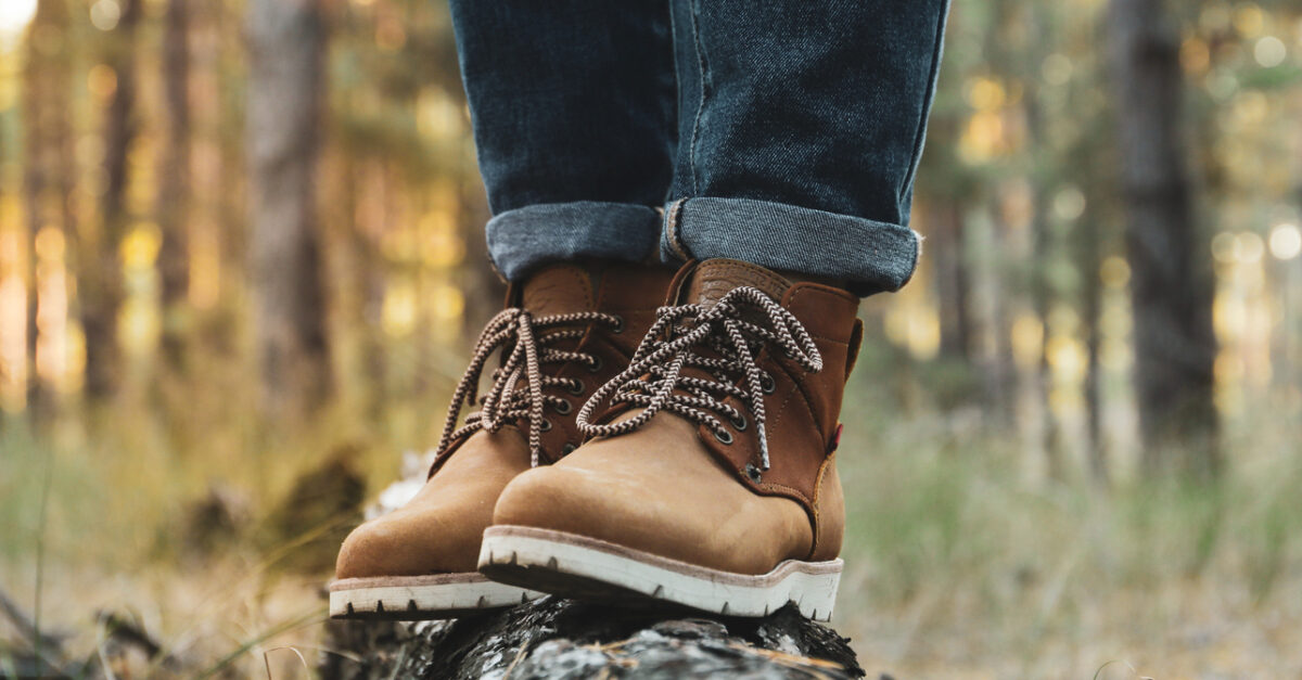 10 Stylish Hiking Boots (That Don't