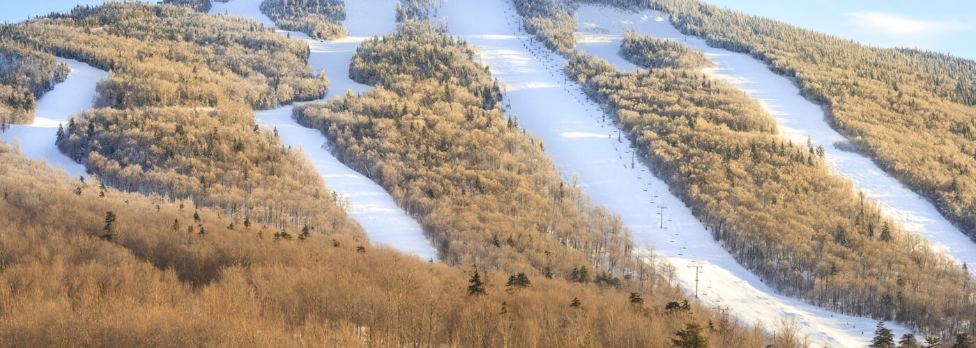 Killington ski trails.