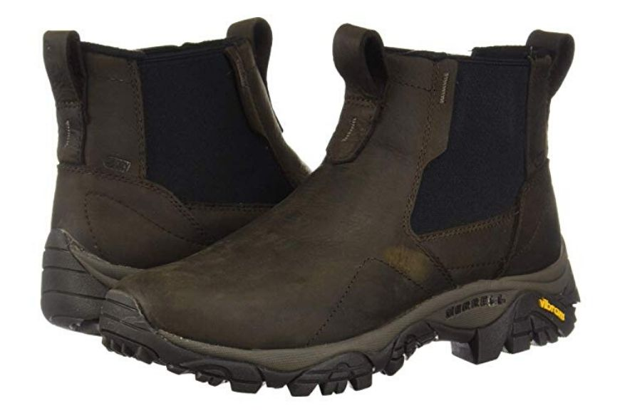 Merrell Moab Adventure Chelsea Polar Waterproof.