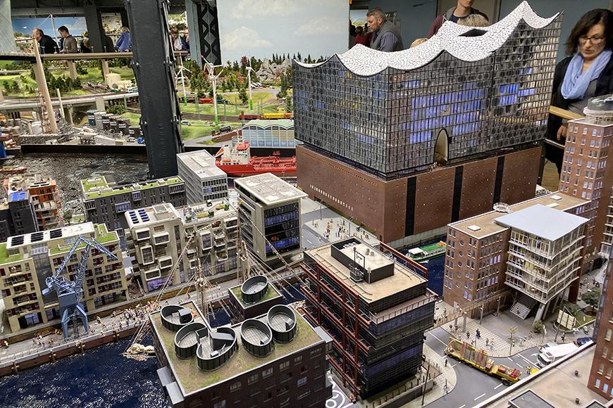 Miniature Wonderland Hamburg things to do.