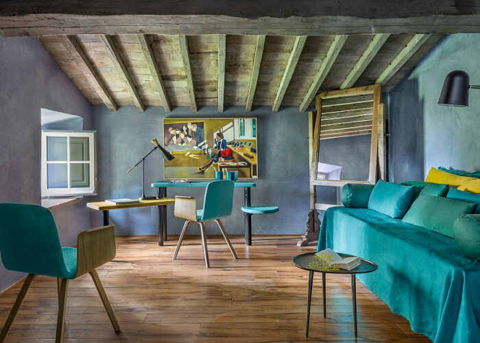 Monteverdi Tuscany Room 3