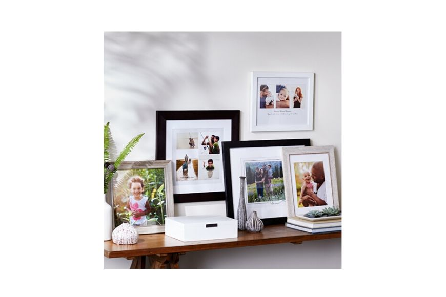Shutterfly Framed Photos