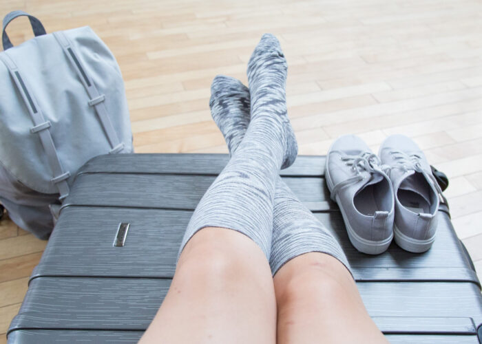 dr segal's compression socks.