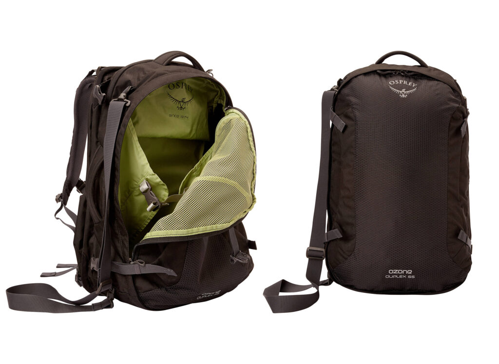 8 Modern Travel Backpacks That Will Update The Way You Travel