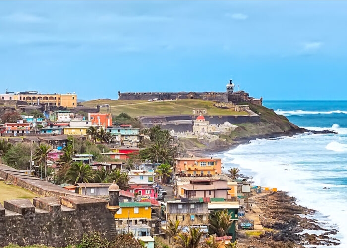 coastline of puerto rico