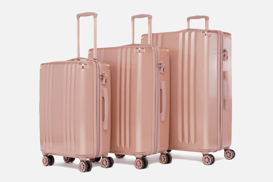 Calpak Ambeur 3-Piece Luggage Set.