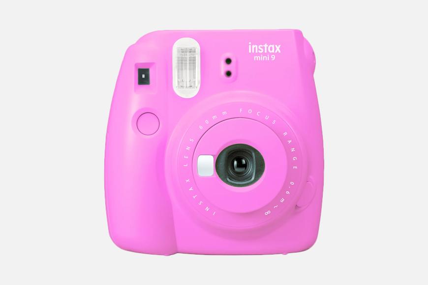 Fujifilm Instax Mini 9 Camera.