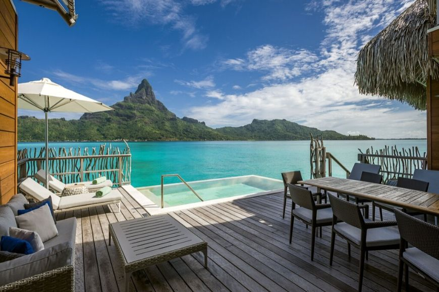 InterContinental Bora Bora Resort & Thalasso Spa.