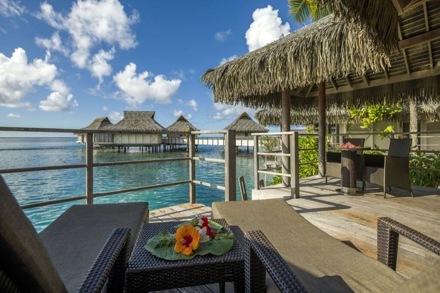InterContinental Moorea Resort & Spa.