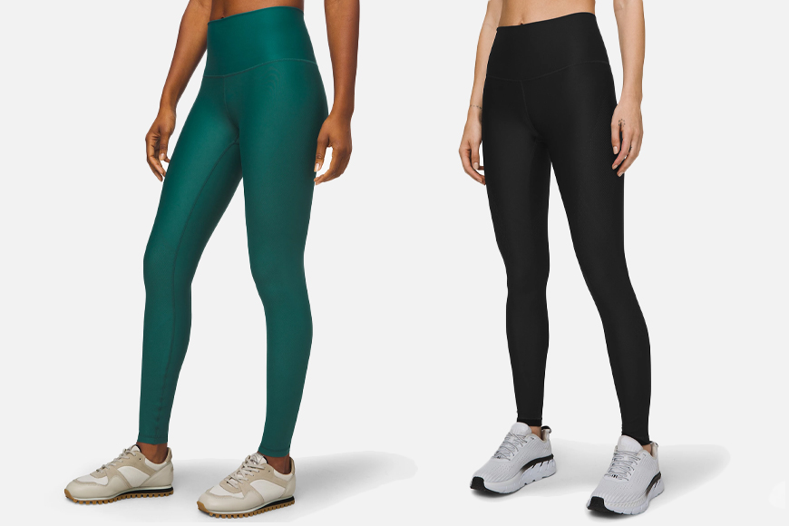 """Lululemon Mapped Out High-Rise Tight 28""""."""