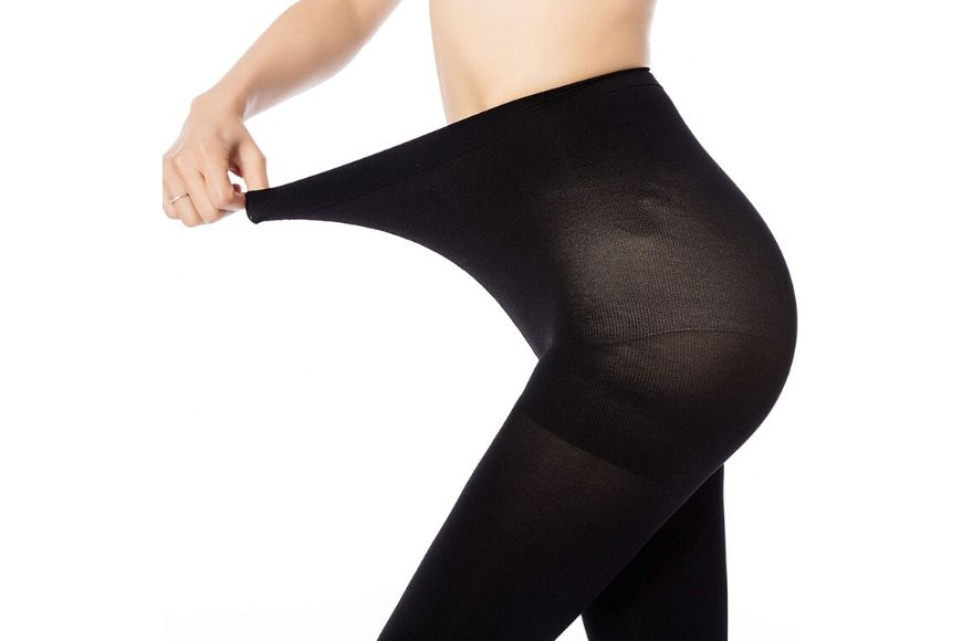 Manzi Run-Resistant Tights.