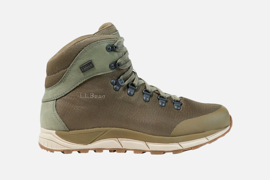 Men's Alpine Hiking Boots, Insulated.