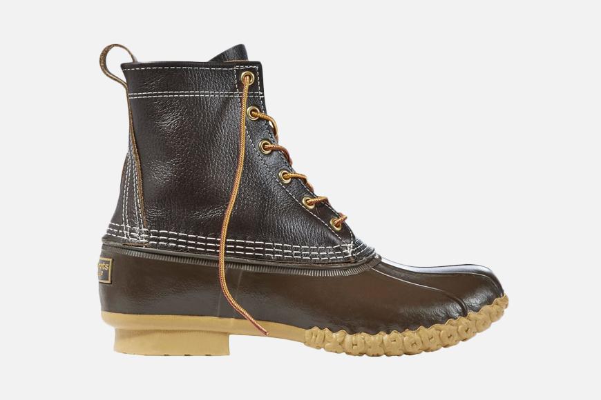 "Men's L.L.Bean Boots, 8"" Thinsulate."