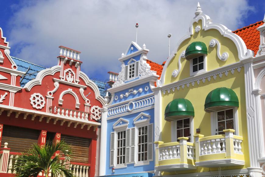 Oranjestad Aruba Caribbean.