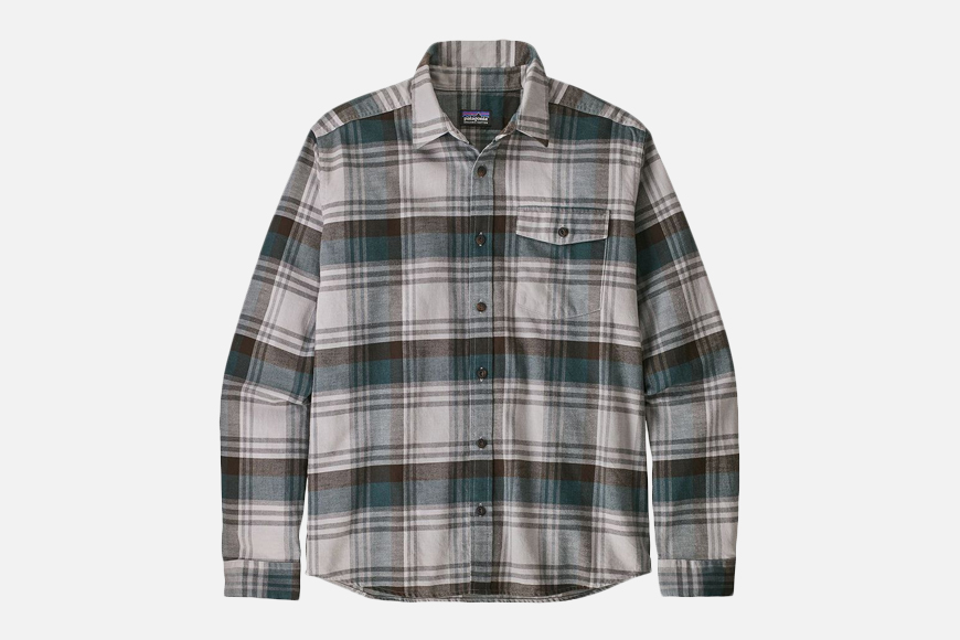 Patagonia Lightweight Fjord Flannel Shirt - Men's.