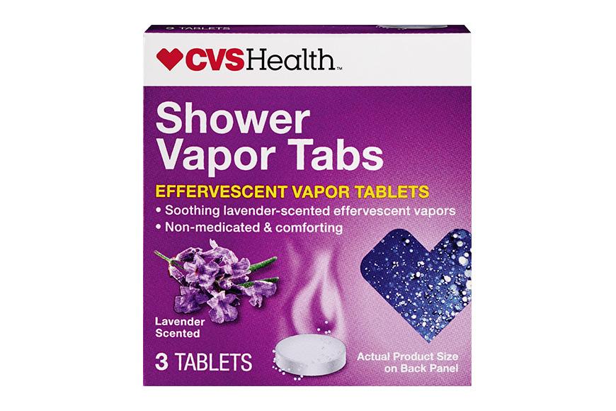 Shower Vapor Tabs
