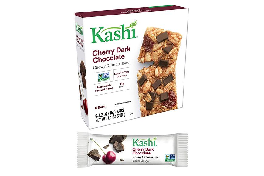 Kashi Cherry Dark Chocolate granola bars