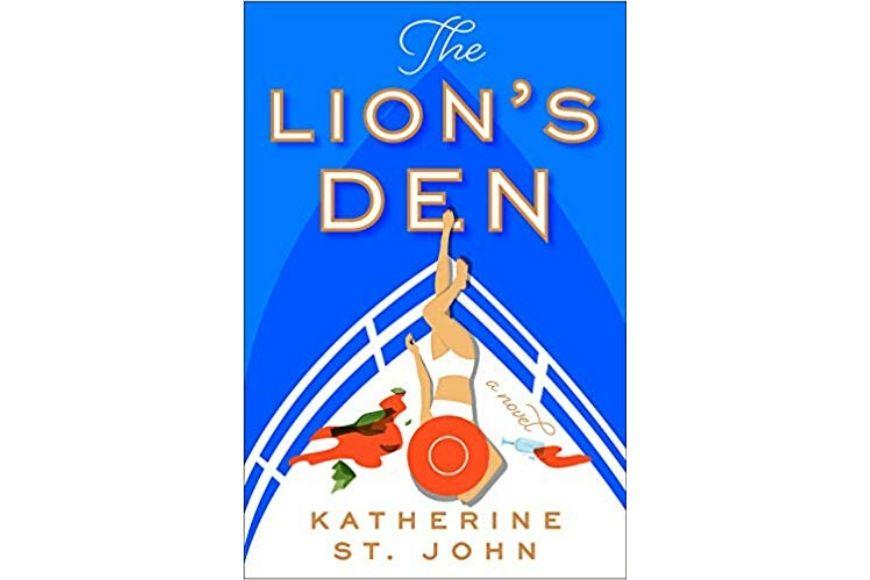 The Lion's Den, Katherine St. John.