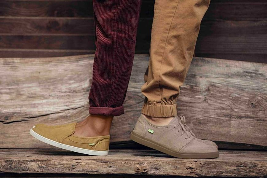 Sanuk Pair O Dice Lace Sneaker