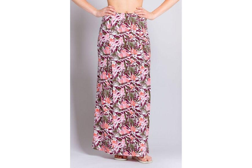 Ably Valerie Maxi Skirt.