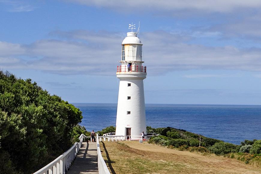Cape Otway Lightstation in Cape Otway
