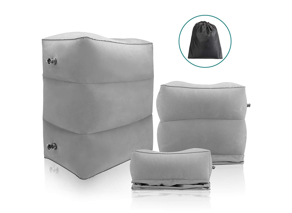 Maliton Inflatable Foot Rest Pillow