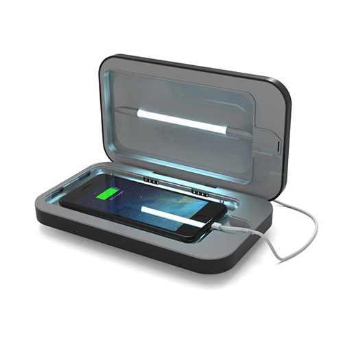 UV-Cleaning Phone Sanitizers
