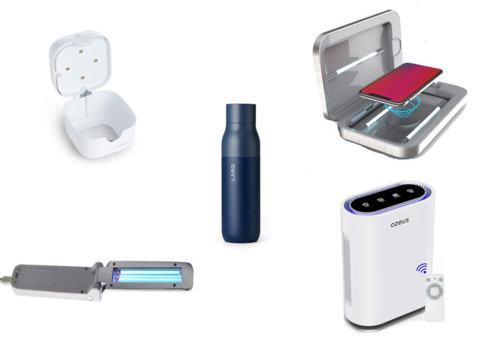 5 UV-Light Sanitizing Products That Are Less Likely to Be Sold Out