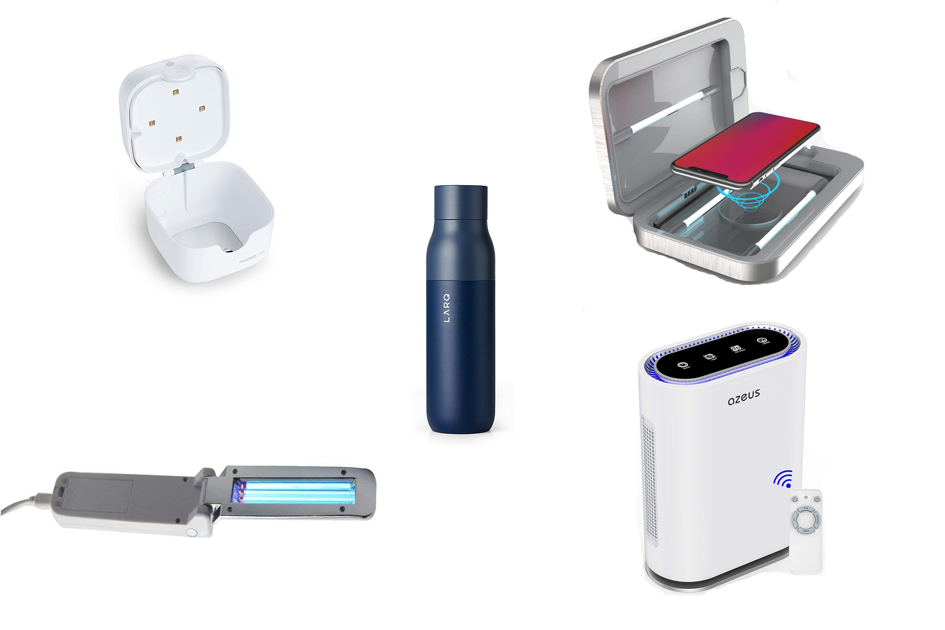 Uv Sanitizer Products Less Likely To Be Sold Out Than Wipes And Sprays