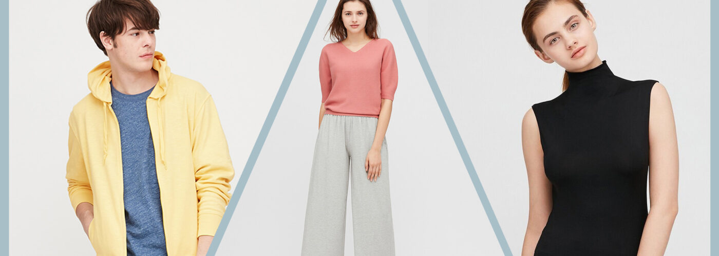Uniqlo AIRism product stills