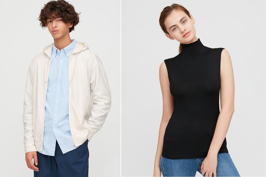 Why Uniqlo Airism Is One Of The Best Travel Fabrics