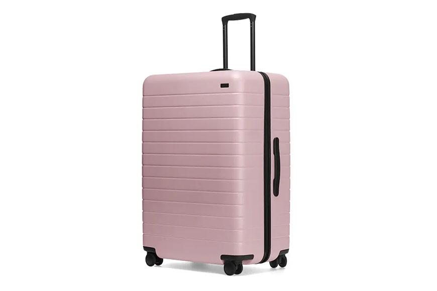 away large suitcase.