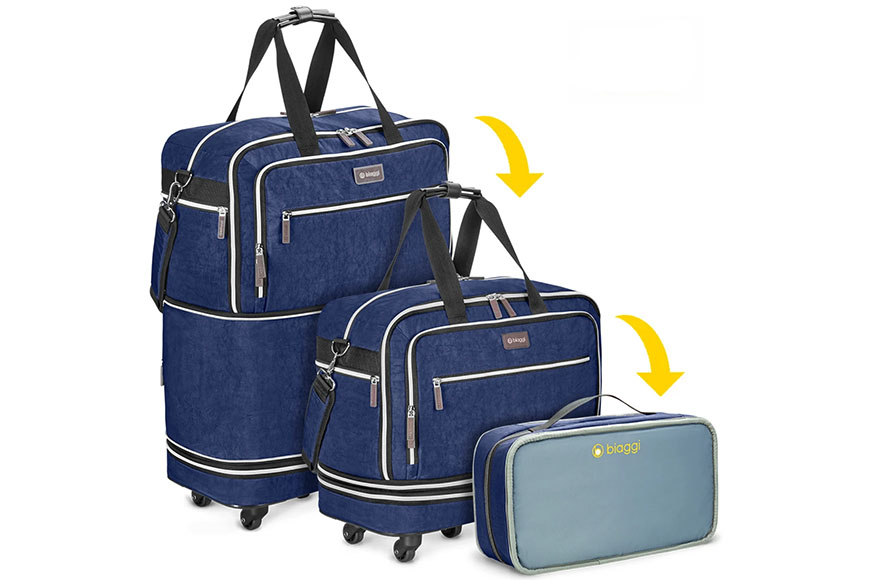 biaggi zipsak max suitcase.