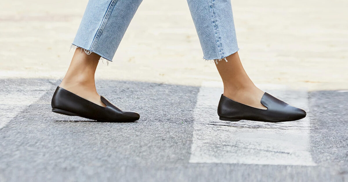Shoes That Feel Like Slippers