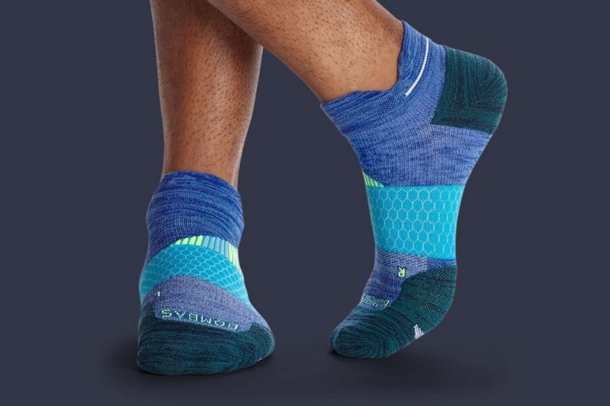bombas athletic socks.