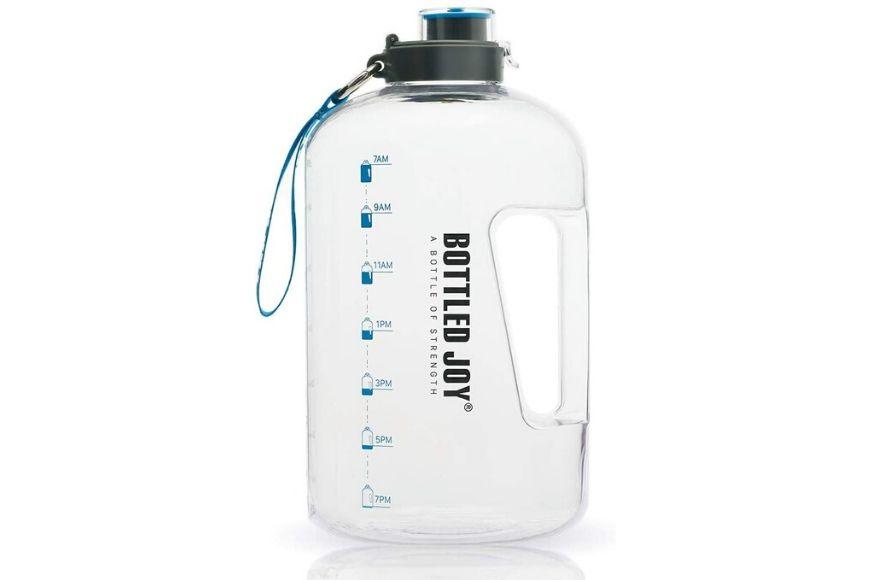 bottled joy water bottle.