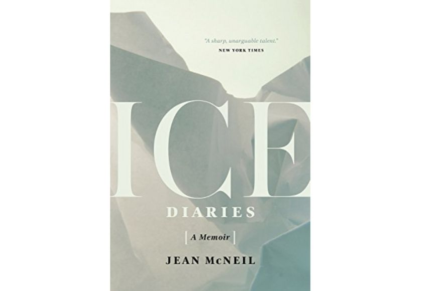 Ice Diaries, Jean McNeil.