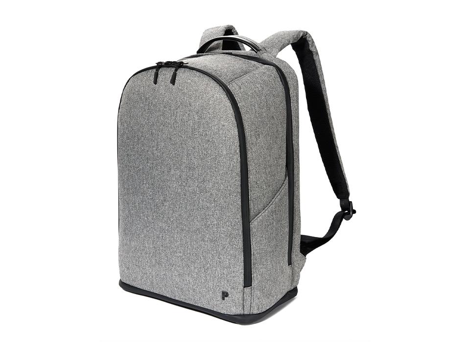 Large, Black Adagod Large Capacity Lightweight Foldable Casual Daypack Unisex School Bookbag