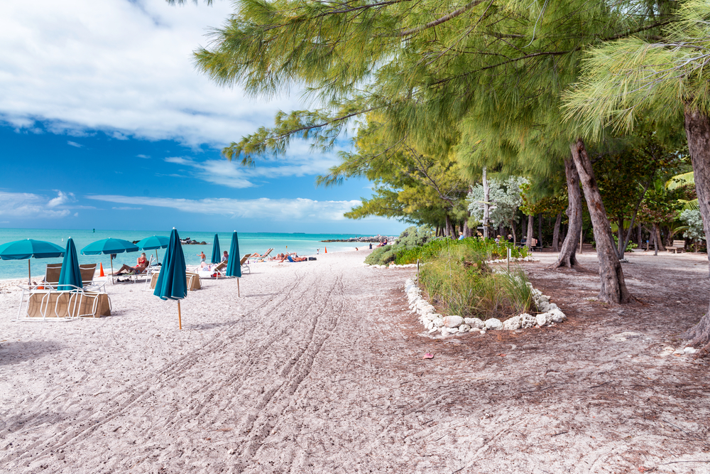 Fort Zachary State Park in Key West, FL